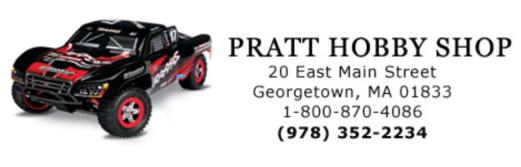 Pratt Hobby Shop